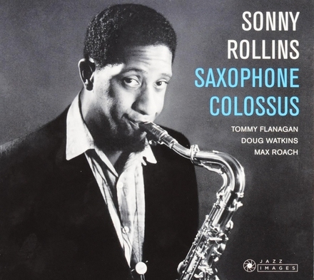 Saxophone colossus : work time