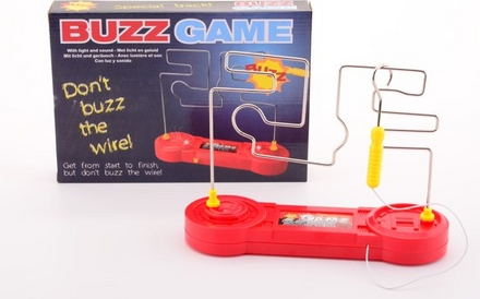 Don't buzz the wire