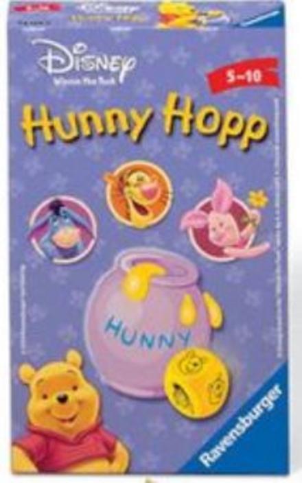 Winnie the Pooh : hunny hopp