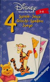 Winnie the Pooh : 4 spellen