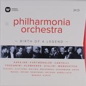 Philharmonia Orchestra : Birth of a legend
