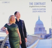 The contrast : English poetry in song