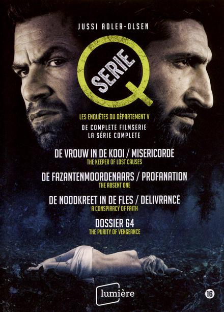 Jussi Adler-Olsen Serie Q : de complete filmserie