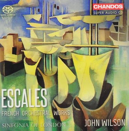 Escales : French orchestral works
