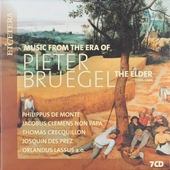 Music from the era of Pieter Bruegel the elder