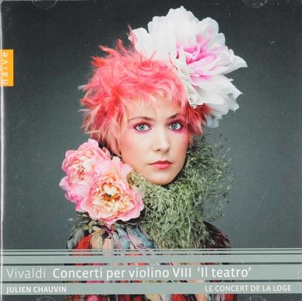 Concerti per violino VIII 'Il teatro'
