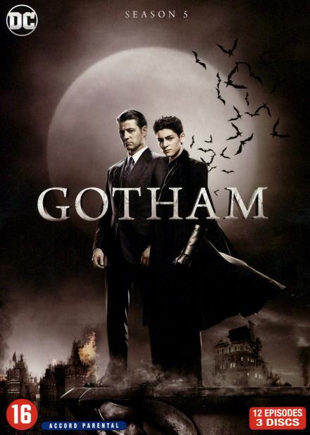 Gotham. Season 5