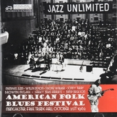 American Folk Blues Festival Manchester 1962 : Manchester Free Trade Hall october 21st 1962