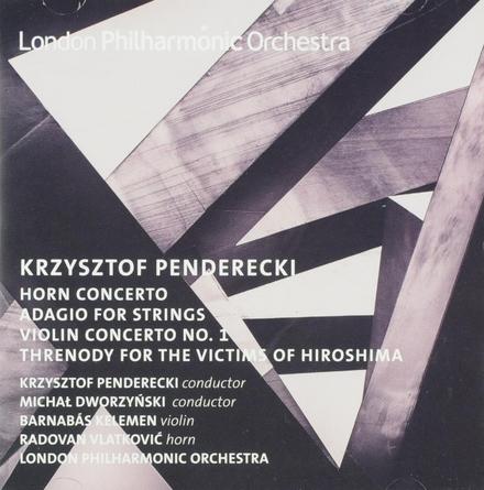 Horn and violin concertos