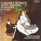 Cabaret songs : Live at Dartington and Blackheath concert halls