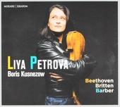 Beethoven Britten Barber