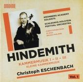 Kammermusik I - II - III. Vol.1