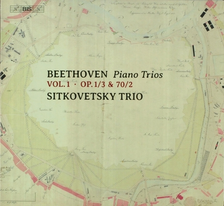 Piano trios. Vol.1, op.1/3 & op.70/2