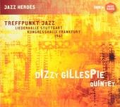 Treffpunkt Jazz : Liederhalle Stuttgart Kongresshalle Frankfurt 1961