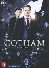 Gotham. Seasons 1-4