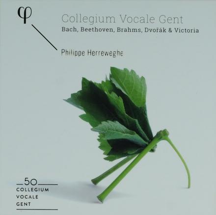 Collegium Vocale Gent : 50th anniversary