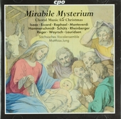 Mirabile mysterium : Choral music for Christmas from different countries & eras