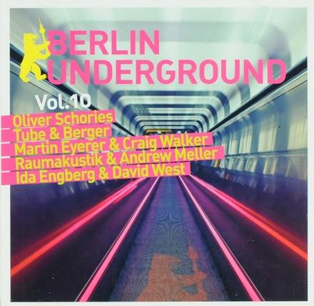 Berlin underground. vol.10