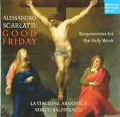 Good Friday : Responsories for the Holy Week