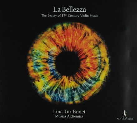 La bellezza : the beauty of 17th century violin music