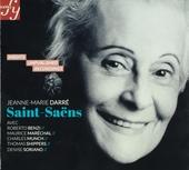 Jeanne-Marie Darré joue Saint-Saëns
