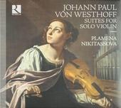 Suites for solo violin