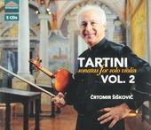 Sonatas for solo violin vol.2. vol.2