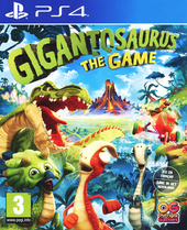 Gigantosaurus : the game