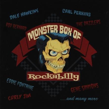 Monster box of rockabilly