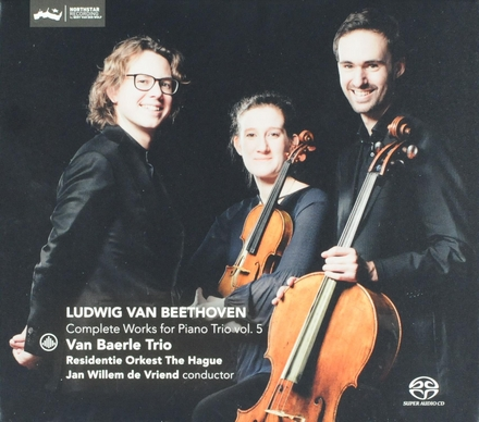 Complete works for piano trio. Vol. 5