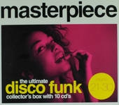 Masterpiece : The ultimate disco funk collection. vol.21-30