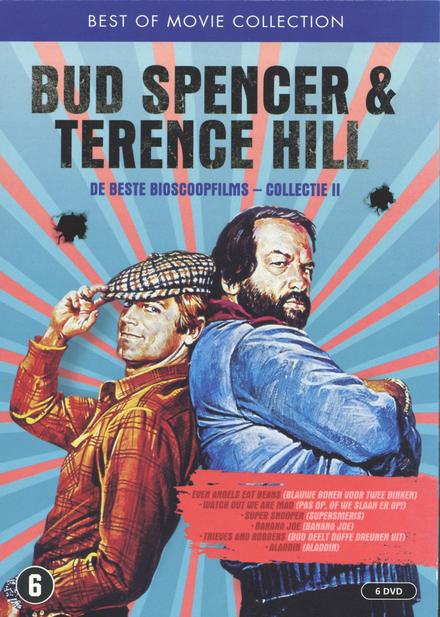 Bud Spencer & Terence Hill : de beste bioscoopfilms. collectie II