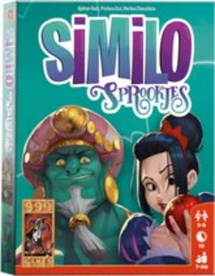 Similo sprookjes : ontmasker het geheime karakter