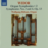 Organ symphonies 2. vol.2