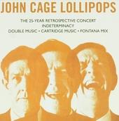 John Cage lollipops