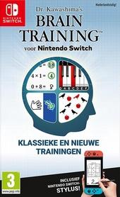 Dr. Kawashima's brain training voor Nintendo Switch