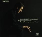 Keyboard variations : C.P.E. Bach, W.A. Mozart