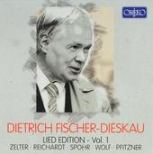 Lied edition. Vol. 1, Zelter, Reichart, Spohr, Wolf, Pfitzner