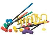 Super foam croquet set