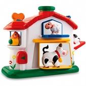 Pop-up farmhouse