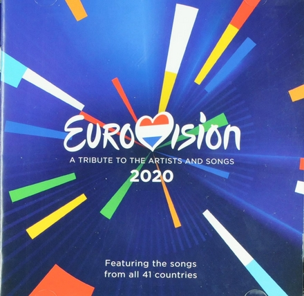 Eurovision 2020 : a tribute to the artists and songs