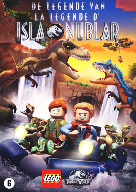 Lego Jurassic World : de legende van Isla Nublar