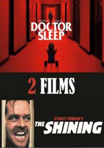 Doctor Sleep + The shining