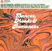 Dances, moods and romances