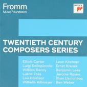 Twentieth century composers series