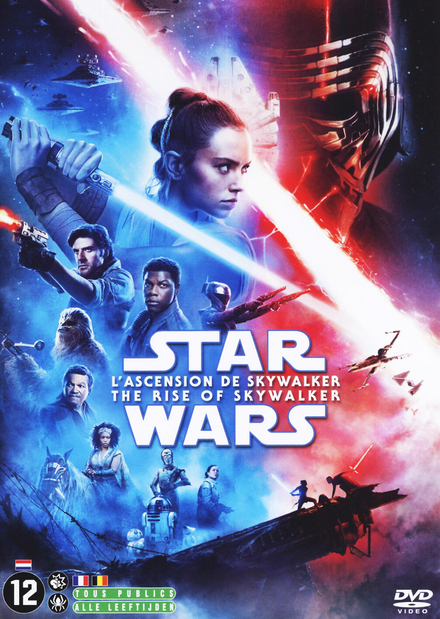 Star Wars. Episode IX, The rise of Skywalker