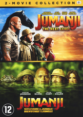 Jumanji : 2-movie collection
