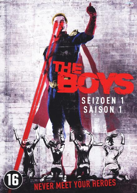 The Boys. Seizoen 1