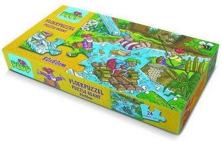 Vloerpuzzel [24 puzzelstukken]