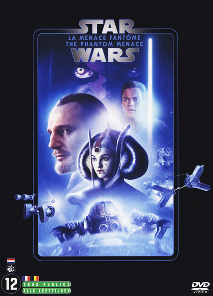 Star Wars. [Episode I], The phantom menace